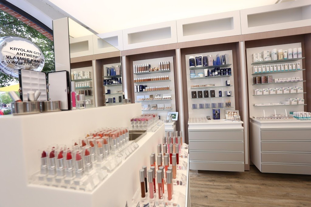 Kryolan City Antwerp Flagship Store