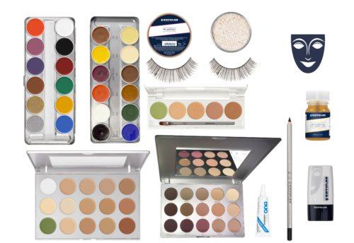 ANNICK CAYOT - Kit Make-up Artist