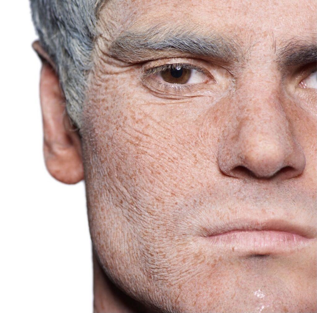 Old Age Make-up